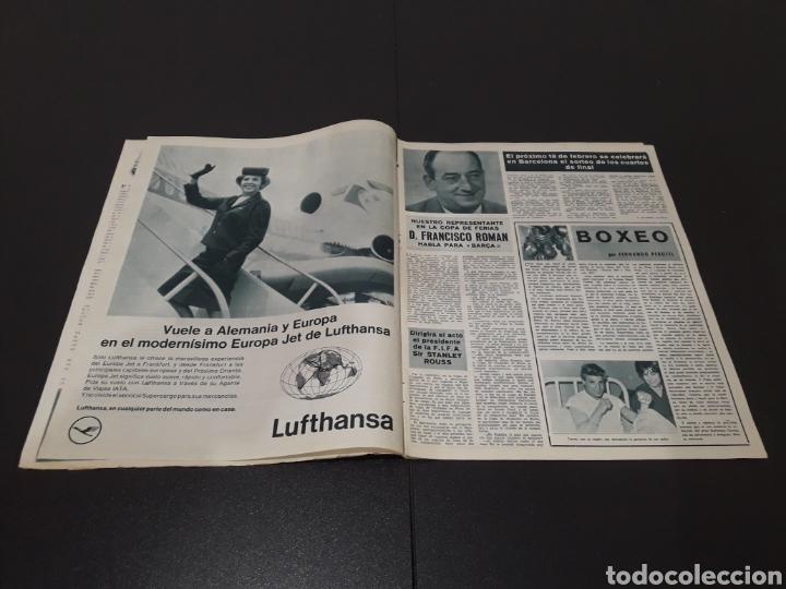 Coleccionismo deportivo: REVISTA BARÇA. N° 532. ENERO 1966. - Foto 4 - 245388935