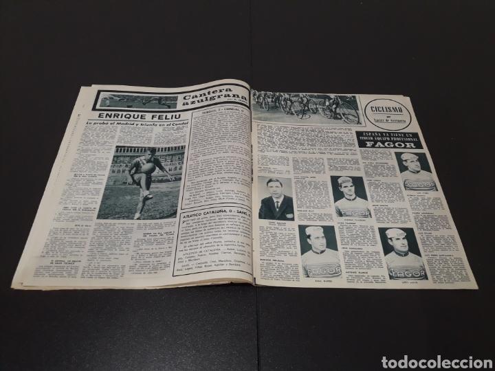 Coleccionismo deportivo: REVISTA BARÇA. N° 532. ENERO 1966. - Foto 5 - 245388935