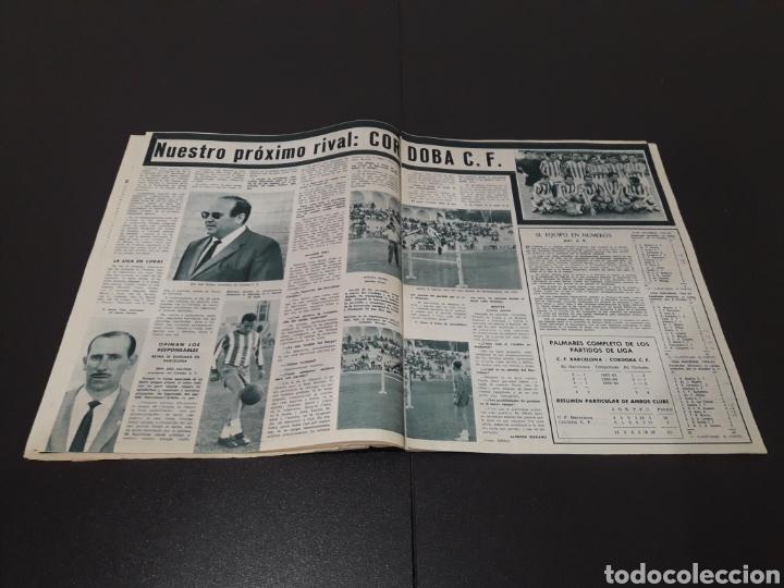 Coleccionismo deportivo: REVISTA BARÇA. N° 532. ENERO 1966. - Foto 6 - 245388935