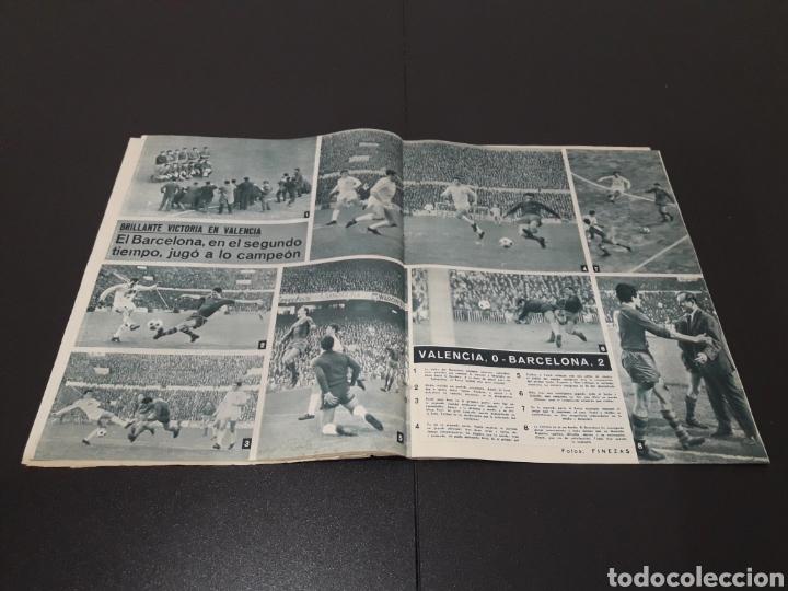 Coleccionismo deportivo: REVISTA BARÇA. N° 532. ENERO 1966. - Foto 7 - 245388935