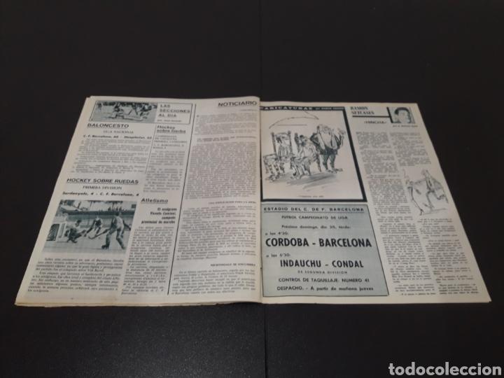 Coleccionismo deportivo: REVISTA BARÇA. N° 532. ENERO 1966. - Foto 11 - 245388935