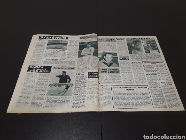 Coleccionismo deportivo: REVISTA BARÇA. N° 532. ENERO 1966. - Foto 12 - 245388935