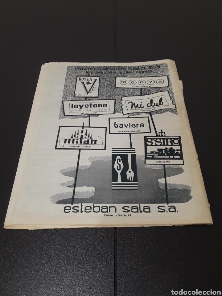 Coleccionismo deportivo: REVISTA BARÇA. N° 532. ENERO 1966. - Foto 13 - 245388935