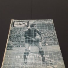 Coleccionismo deportivo: REVISTA BARÇA. N° 532. ENERO 1966.. Lote 245388935