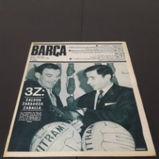 Coleccionismo deportivo: REVISTA BARÇA. N° 548. MAYO 1966.. Lote 245560980