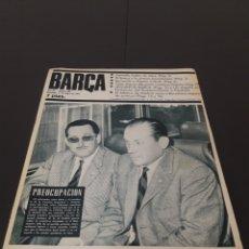 Coleccionismo deportivo: REVISTA BARÇA. N° 582. ENERO 1967.. Lote 245562700
