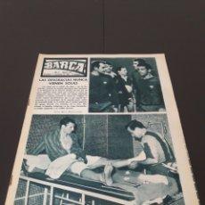 Coleccionismo deportivo: REVISTA BARÇA. N° 522. NOVIEMBRE 1965.. Lote 245566165
