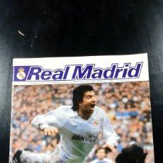 Coleccionismo deportivo: REVISTA REAL MADRID. JUANITO PICHICHI. Lote 245954770