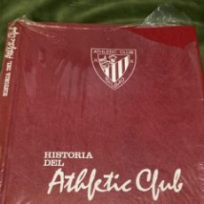 Collectionnisme sportif: TAPAS PRA ENCUADERNAR HISTORIA DEL ATHLETIC CLUB. Lote 245994410