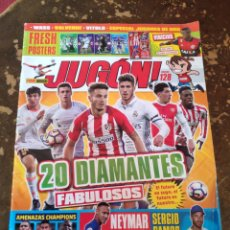 Coleccionismo deportivo: REVISTA JUGON! N° 128. Lote 246093135