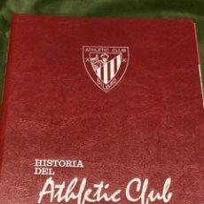 Collectionnisme sportif: TOMO 5 HISTORIA DEL ATHLETIC CLUB. Lote 248555535