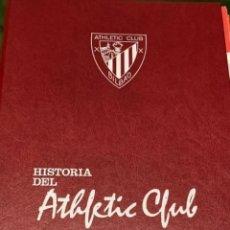 Collectionnisme sportif: TOMO 4 HISTORIA DEL ATHLETIC CLUB. Lote 248555735