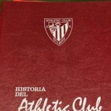 Collectionnisme sportif: TOMO 3 HISTORIA DEL ATHLETIC CLUB. Lote 248556010