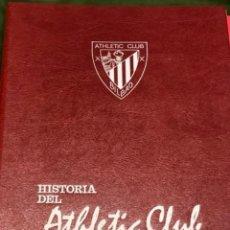 Collectionnisme sportif: TOMO 2 HISTORIA DEL ATHLETIC CLUB. Lote 248556265