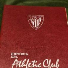 Collectionnisme sportif: TOMO 1 HISTORIA DEL ATHLETIC CLUB. Lote 248556480