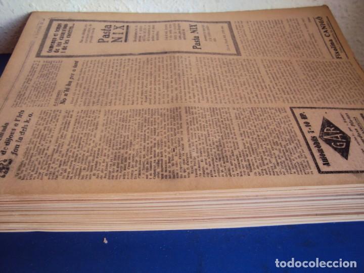 Coleccionismo deportivo: (F-210355)LOTE DE 62 EJEMPLARES L´SPORT CATALA - AÑOS 20 - JOAN GAMPER,SAMITIER,ALCANTARA,ETC. - Foto 57 - 248598965