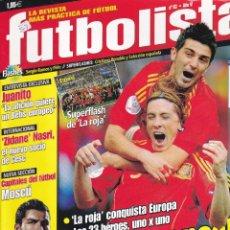 Coleccionismo deportivo: REVISTA FUTBOLISTA : ¡¡CAMPEONES!!. Lote 251212750