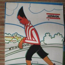 Coleccionismo deportivo: ATHLETIC CLUB-POSTER OFICIAL CHIRRI II-PISARRIN 76 (31X42 CTMS). Lote 251538975
