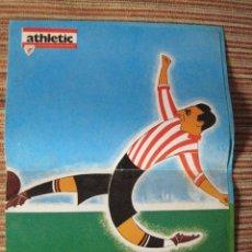 Coleccionismo deportivo: ATHLETIC CLUB-POSTER OFICIAL SABINO-PISARRIN 75 (31X42 CTMS). Lote 251539670