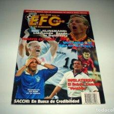 Coleccionismo deportivo: EFC GUIA DE LA EUROCOPA DE FUTBOL 1996. Lote 143824982