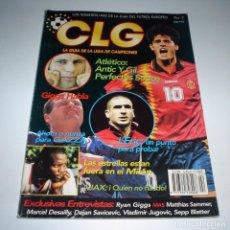 Coleccionismo deportivo: REVISTA CLG - GUIA LIGA DE CAMPEONES 96/97. Lote 252342385