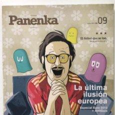 Collectionnisme sportif: 3 NÚMEROS ESPECIALES DE LA REVISTA PANENKA EUROCOPA Y MUNDIAL. Lote 252738780