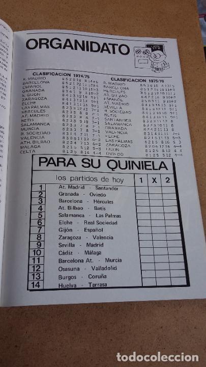 Coleccionismo deportivo: PROGRAMA OFICIAL Nº 462 - BARCELONA VS ATHLETIC CLUB DE BILBAO - 1 FEBRERO 1976 - Foto 4 - 252934070