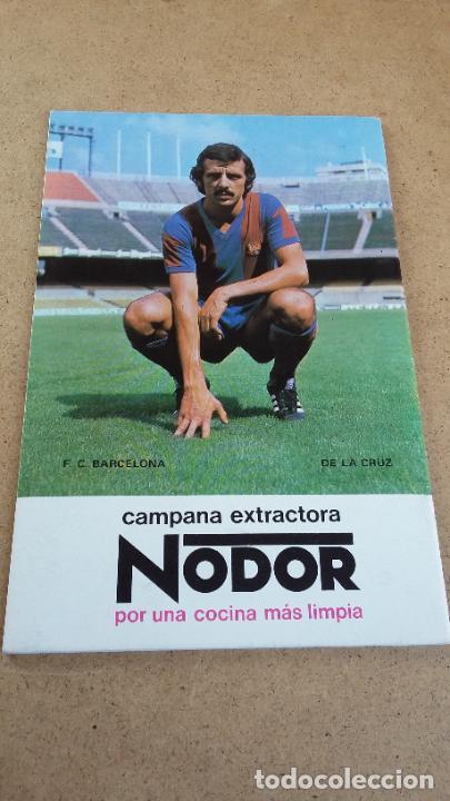 Coleccionismo deportivo: PROGRAMA OFICIAL Nº 462 - BARCELONA VS ATHLETIC CLUB DE BILBAO - 1 FEBRERO 1976 - Foto 2 - 252934070