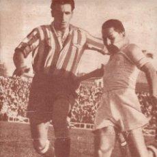 Coleccionismo deportivo: MARCA Nº 155 MADRID 1945 1-1 ATLETICO AVIACIÓN Y SEVILLA . 4-1 ALCOYANO DERROTÓ AL GIJÓN. Lote 254226845