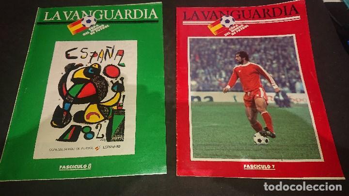Coleccionismo deportivo: LOTE DE 6 FASCICULOS DE LA VANGUARDIA , COPA DEL MUNDO DE FUTBOL , Nº 1 4 5 7 8 9 , LEER DESCRIPCION - Foto 3 - 254463960