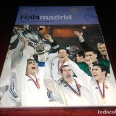 Coleccionismo deportivo: LOTE DE REVISTAS HALA MADRID Y TIEMPO DE DESCUENTO SUPLEMENTO EXCLUSIVO DE LA REVISTA HALA MADRID. Lote 254665700