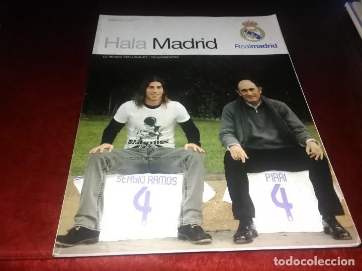 Coleccionismo deportivo: Lote de revistas hala Madrid y tiempo de descuento suplemento exclusivo de la revista hala madrid - Foto 2 - 254665700