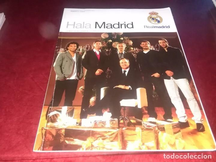 Coleccionismo deportivo: Lote de revistas hala Madrid y tiempo de descuento suplemento exclusivo de la revista hala madrid - Foto 3 - 254665700