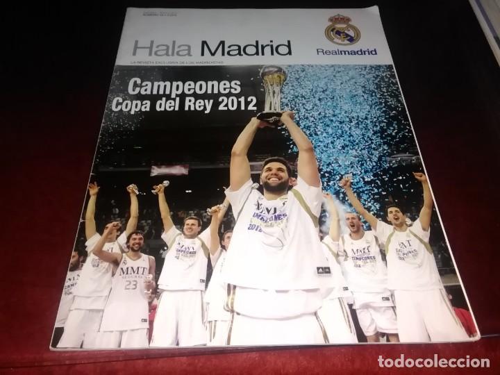 Coleccionismo deportivo: Lote de revistas hala Madrid y tiempo de descuento suplemento exclusivo de la revista hala madrid - Foto 5 - 254665700