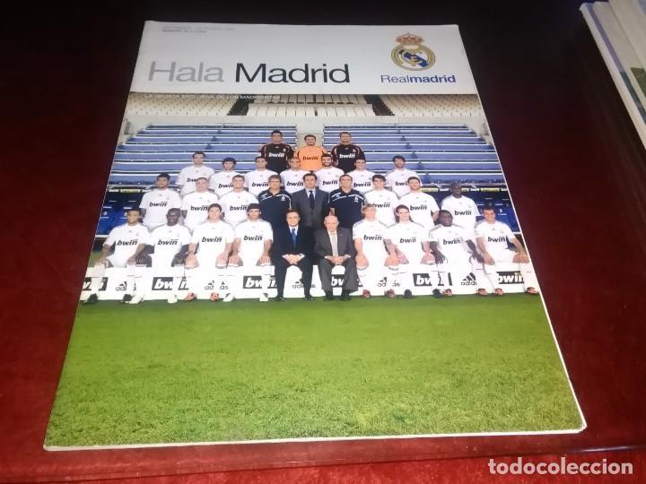 Coleccionismo deportivo: Lote de revistas hala Madrid y tiempo de descuento suplemento exclusivo de la revista hala madrid - Foto 6 - 254665700