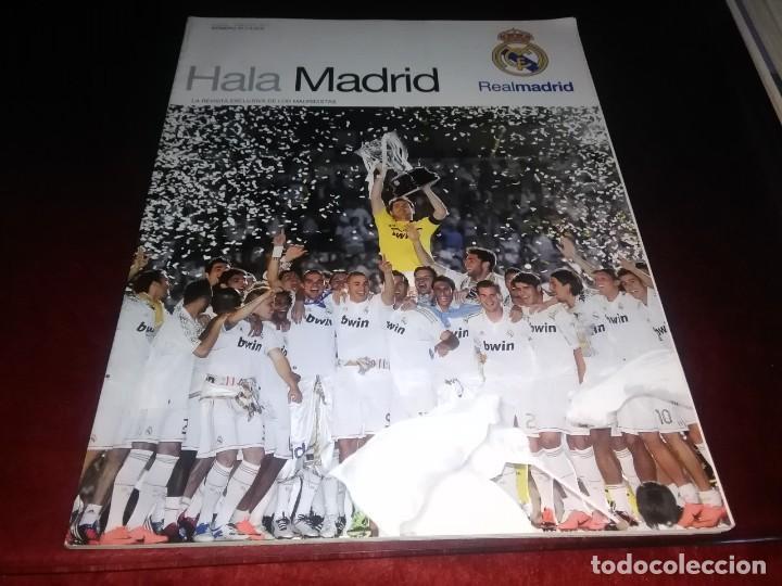 Coleccionismo deportivo: Lote de revistas hala Madrid y tiempo de descuento suplemento exclusivo de la revista hala madrid - Foto 7 - 254665700
