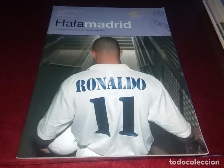 Coleccionismo deportivo: Lote de revistas hala Madrid y tiempo de descuento suplemento exclusivo de la revista hala madrid - Foto 8 - 254665700