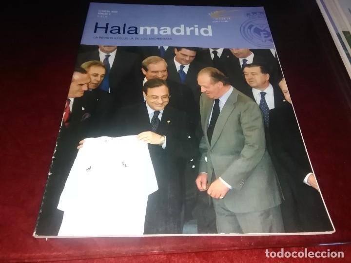 Coleccionismo deportivo: Lote de revistas hala Madrid y tiempo de descuento suplemento exclusivo de la revista hala madrid - Foto 9 - 254665700