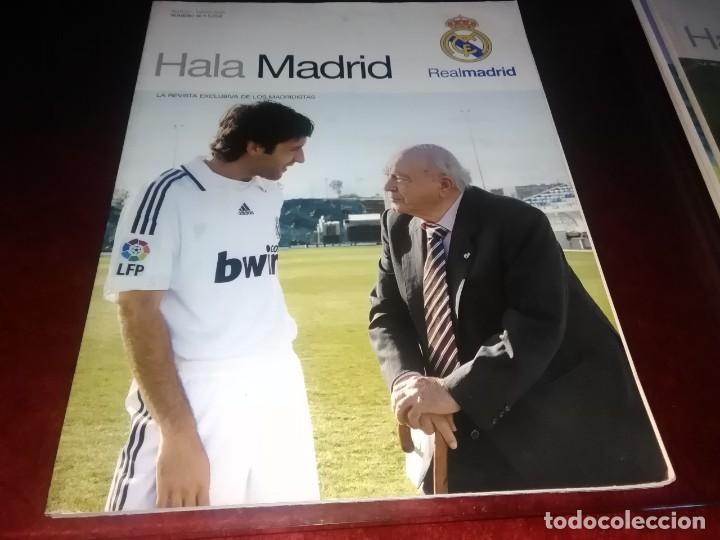 Coleccionismo deportivo: Lote de revistas hala Madrid y tiempo de descuento suplemento exclusivo de la revista hala madrid - Foto 10 - 254665700