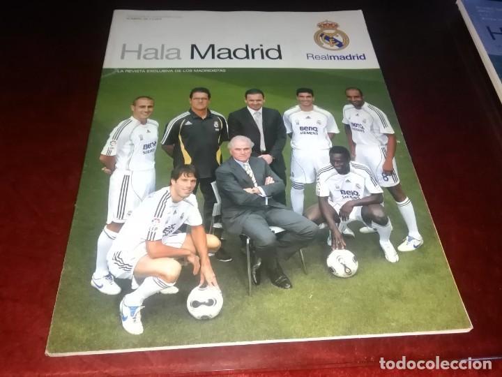 Coleccionismo deportivo: Lote de revistas hala Madrid y tiempo de descuento suplemento exclusivo de la revista hala madrid - Foto 11 - 254665700