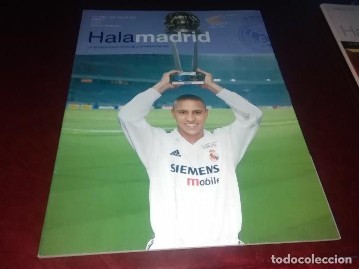 Coleccionismo deportivo: Lote de revistas hala Madrid y tiempo de descuento suplemento exclusivo de la revista hala madrid - Foto 12 - 254665700