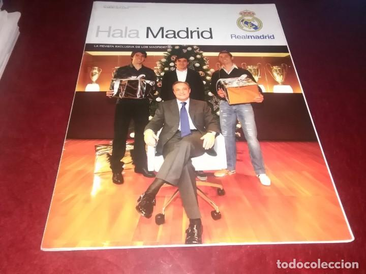 Coleccionismo deportivo: Lote de revistas hala Madrid y tiempo de descuento suplemento exclusivo de la revista hala madrid - Foto 13 - 254665700