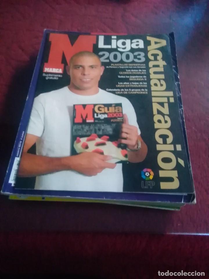 LOTE DE REVISTAS Y GUIAS , SON DE DON BALÓN, MARCA,FÚTBOL MUNDIAL Y AS (Coleccionismo Deportivo - Revistas y Periódicos - otros Fútbol)