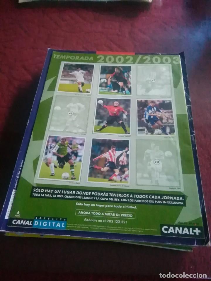 Coleccionismo deportivo: Lote de revistas y guias , son de don balón, marca,fútbol mundial y as - Foto 2 - 254688415