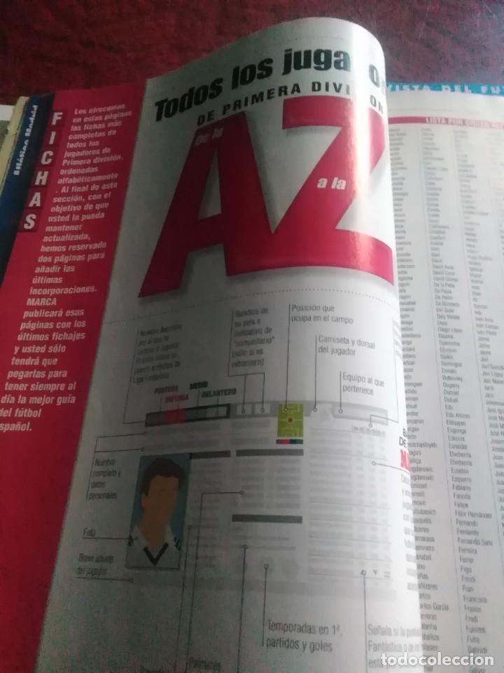Coleccionismo deportivo: Lote de revistas y guias , son de don balón, marca,fútbol mundial y as - Foto 7 - 254688415