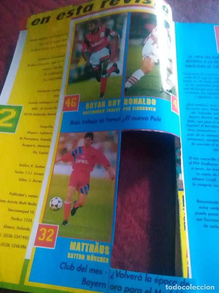 Coleccionismo deportivo: Lote de revistas y guias , son de don balón, marca,fútbol mundial y as - Foto 10 - 254688415