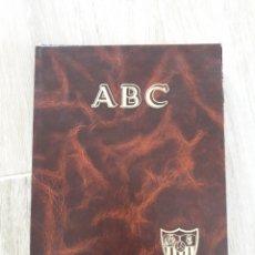 Coleccionismo deportivo: HISTORIA VIVA DEL SEVILLA 1992-ABC. Lote 254814095