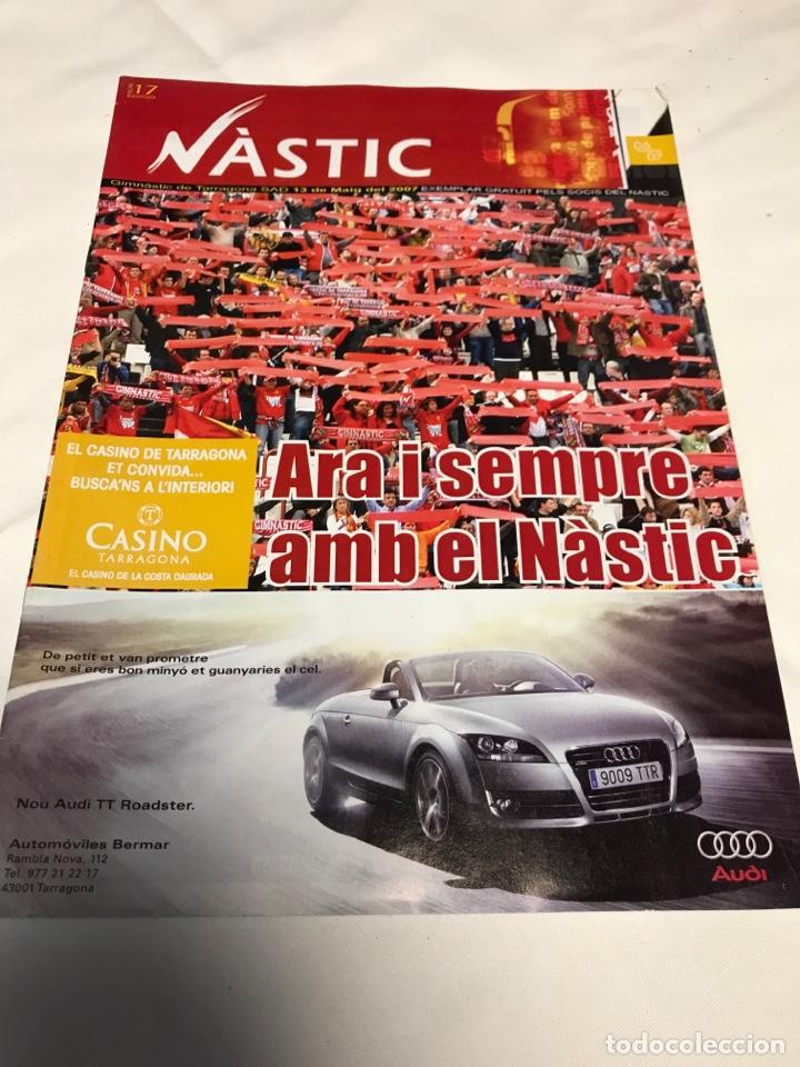 Coleccionismo deportivo: REVISTAS NASTIC - Foto 5 - 257545260