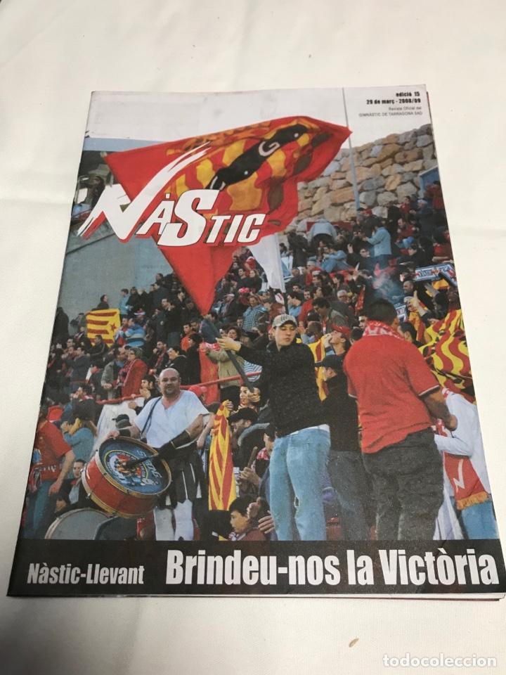 Coleccionismo deportivo: REVISTAS NASTIC - Foto 8 - 257545260