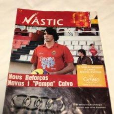 Coleccionismo deportivo: REVISTAS NASTIC. Lote 257545260